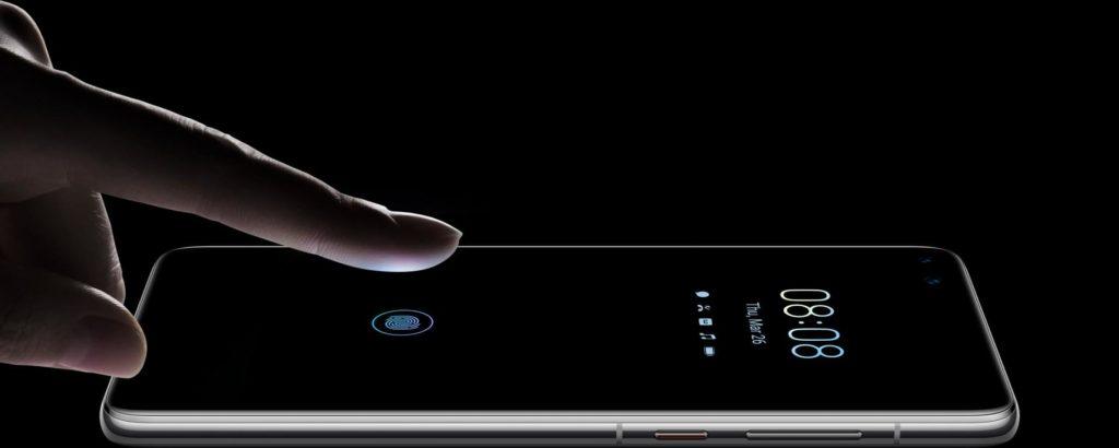 fingerprint p40