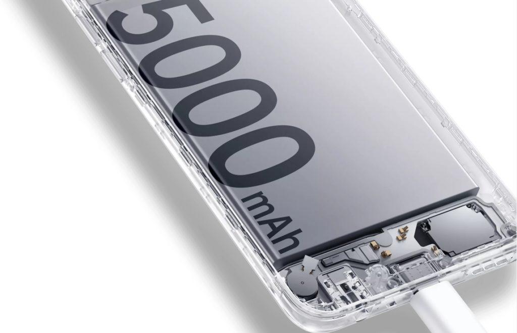 oppo battery