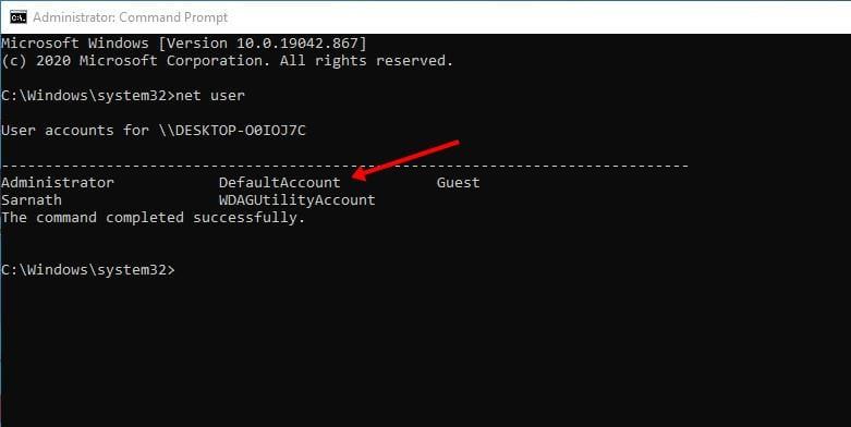 ونڈوز 10 لاگ ان پاس ورڈ کو تبدیل کرنے کا طریقہ